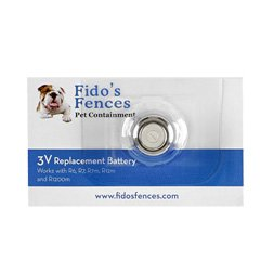 Shop Fido's Fences® Brand Batteries